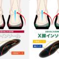 O脚・X脚対策インソール【リフリーラ】通販最安値購入は楽天・Amazon?一番安い販売店はここ!