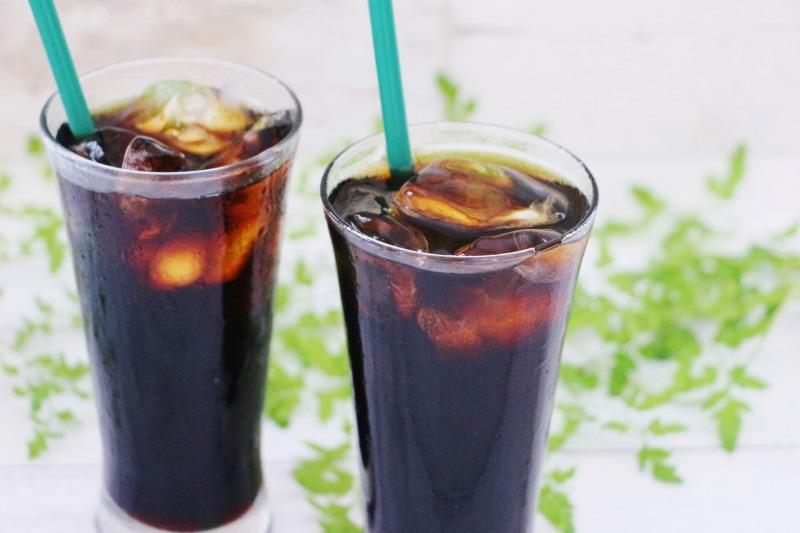 月曜断食の不食日にコーヒーや紅茶を飲んでもいいの?
