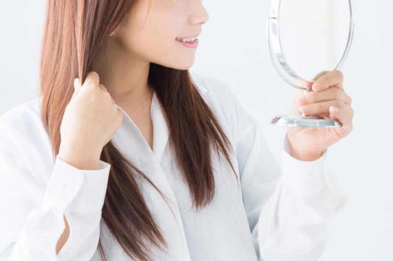 コラーゲンは健康的な髪や爪も作る!