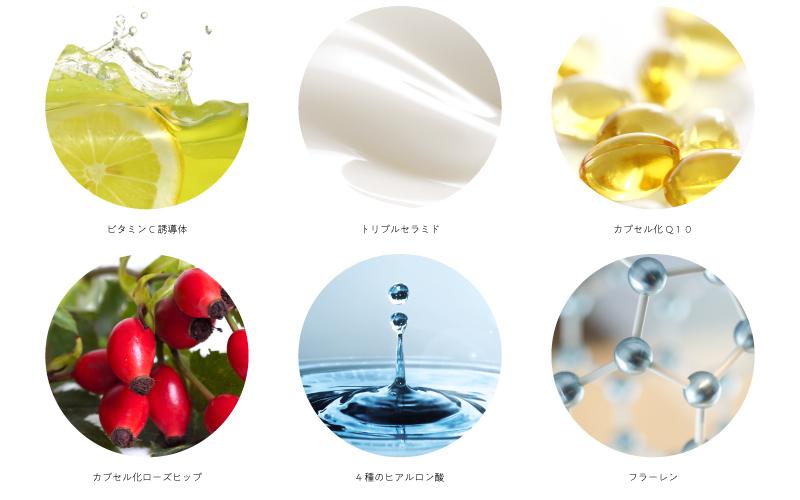 スキンコットン「濃厚リペア プロテクトクリーム」に配合されている美容成分