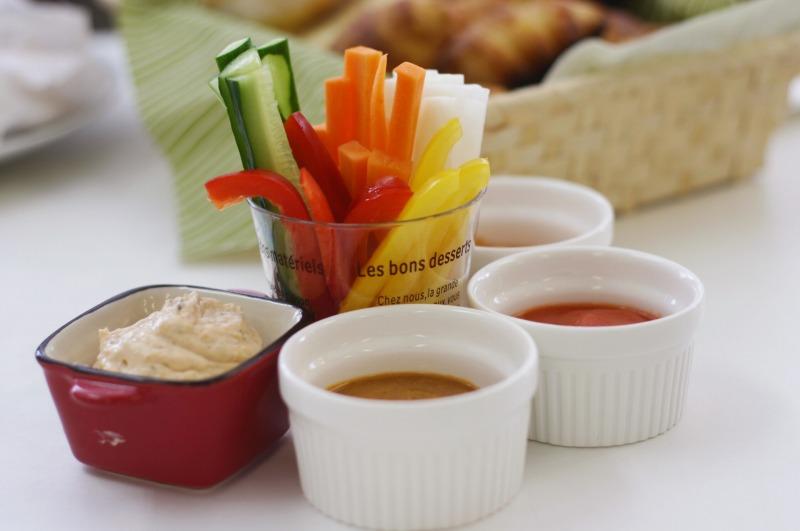 野菜スティックで太りにくい食べ方を実践する!