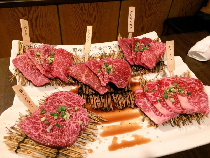 牛肉のカロリーとGI値