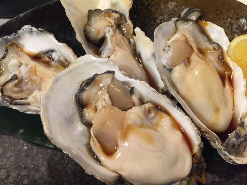貝類のカロリーとGI値