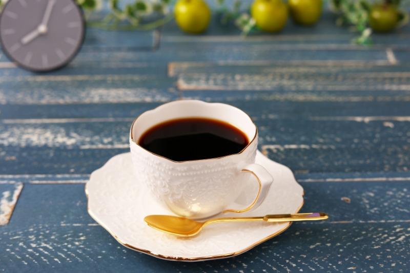コーヒーで血糖値を上げる!