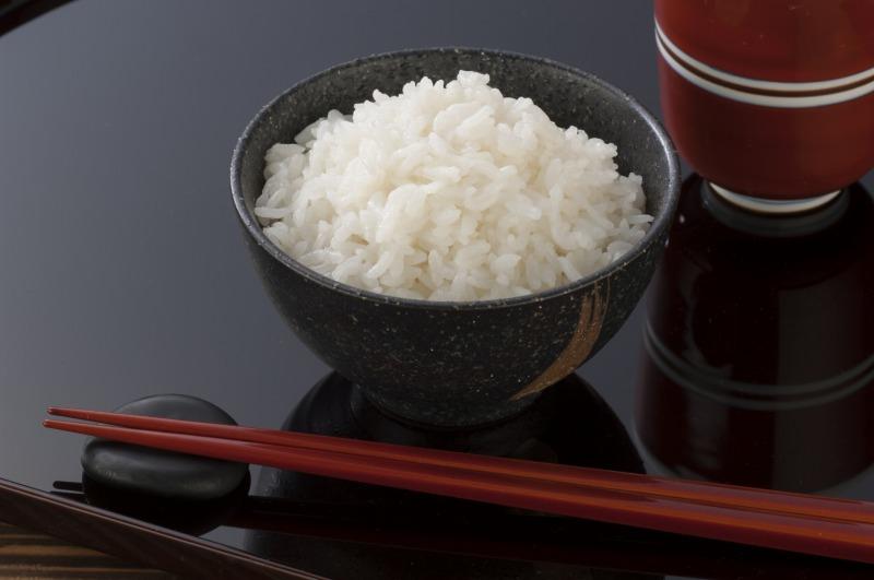 米類のカロリーとGI値