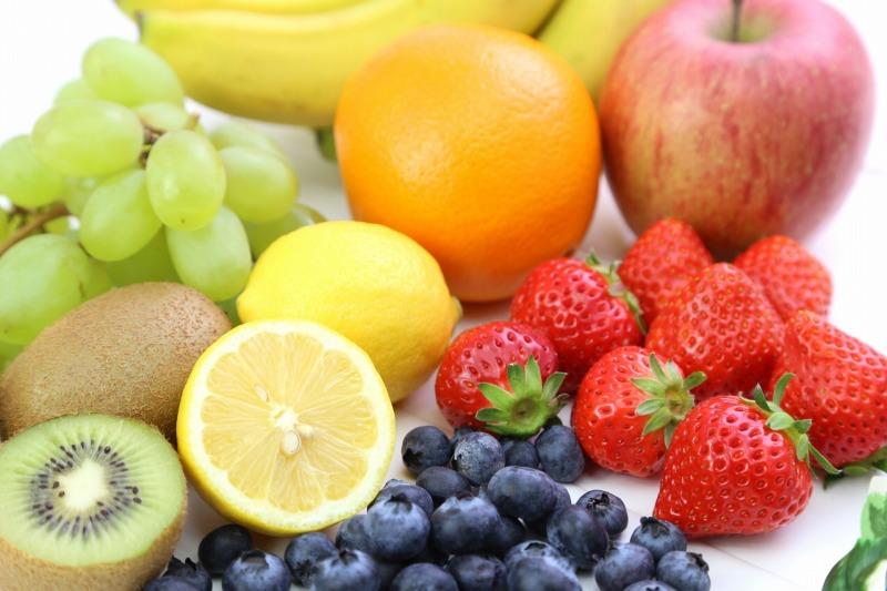果物のカロリーとGI値