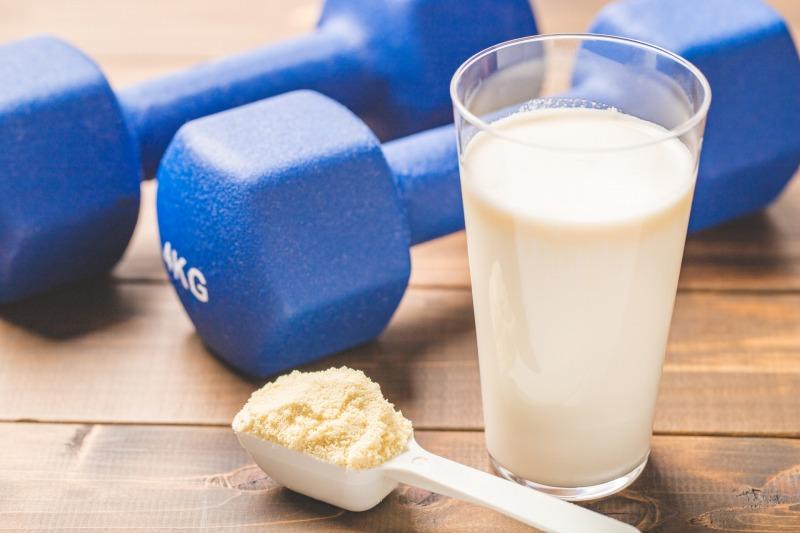 中年太りの女性はサプリメントやプロテインを上手に利用しよう!
