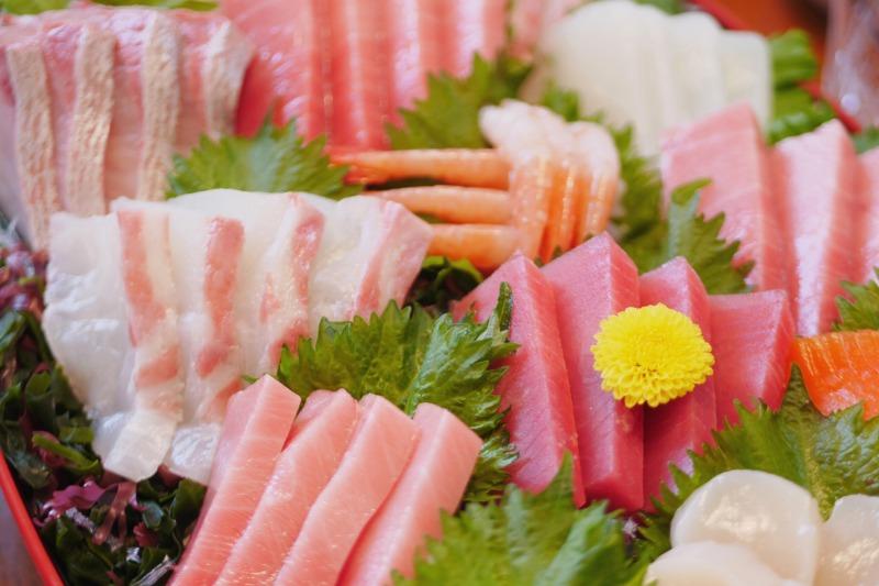 魚類のカロリーとGI値