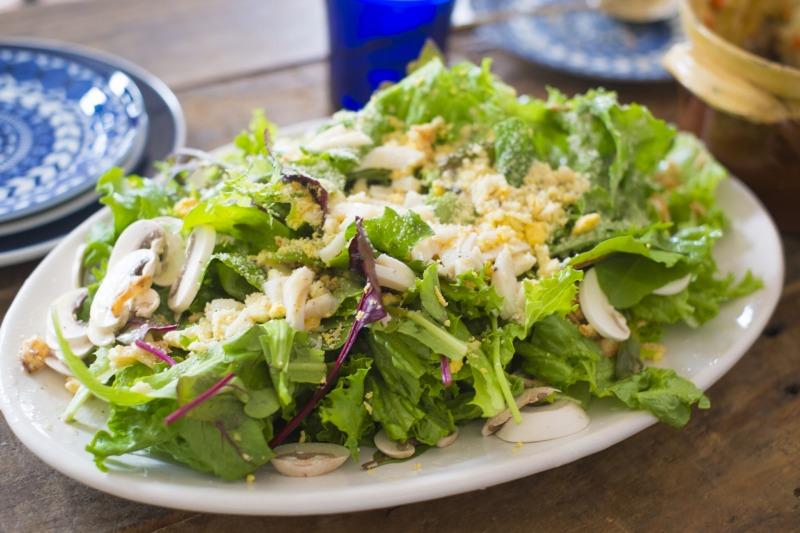 野菜のカロリーとGI値