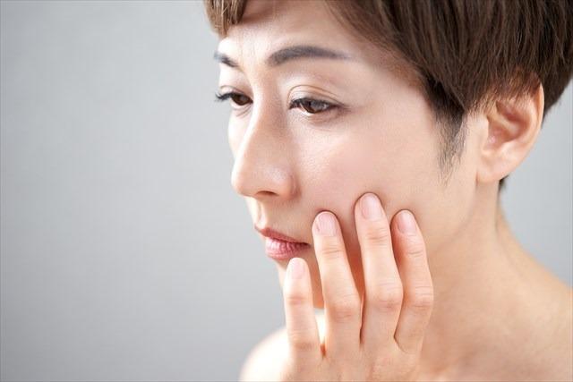 50歳になると肌の半分のコラーゲンを失う